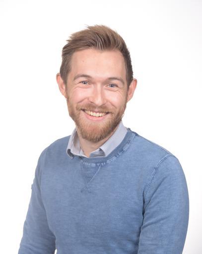James Radburn, Computing School Champion and Class Teacher
