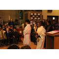 The school altar servers