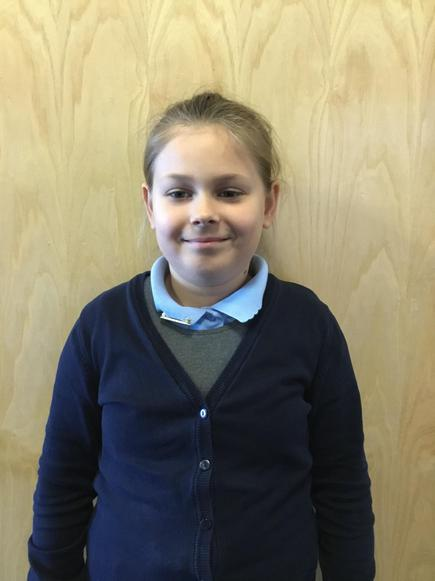 Wagtail Class School Council representative