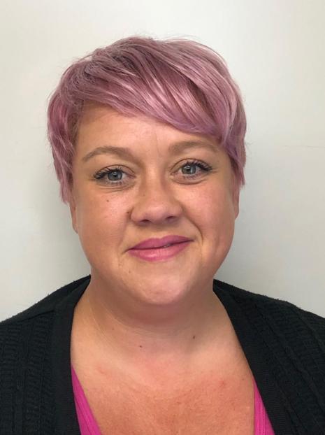 Lisa Cox - Teaching Assistant