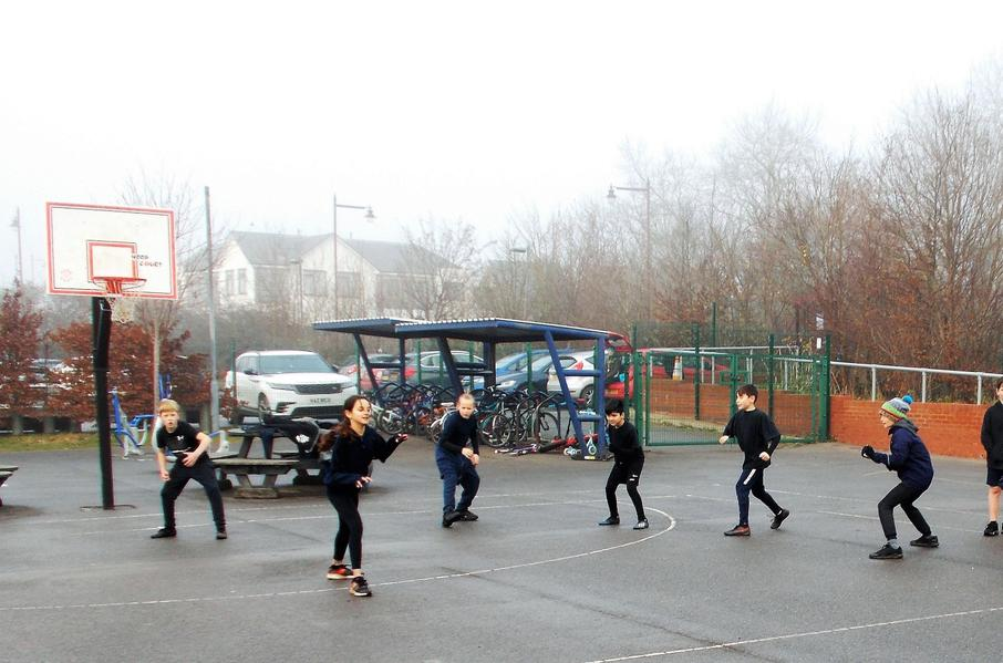Haka dance - PE