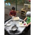 Water Play - Measuring