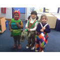 Dressing as Book Characters
