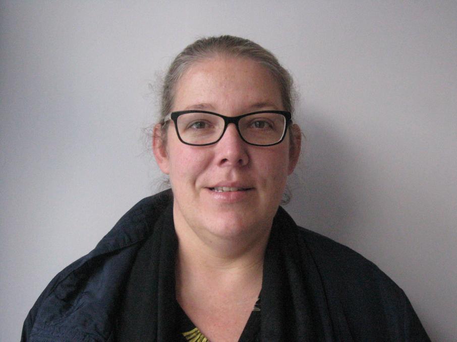 Mrs Vanessa Gething - Parent Governor
