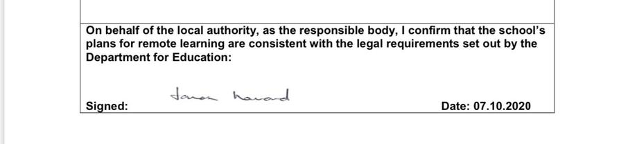 Cambridgeshire County Council Agreement