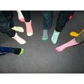 Odd Socks Day - PSHCE