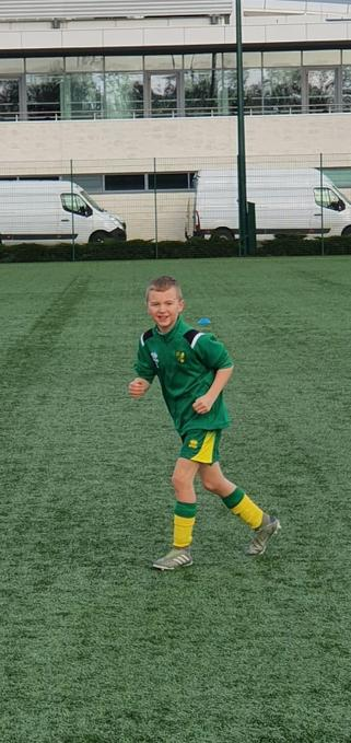 Norwich City Academy Player