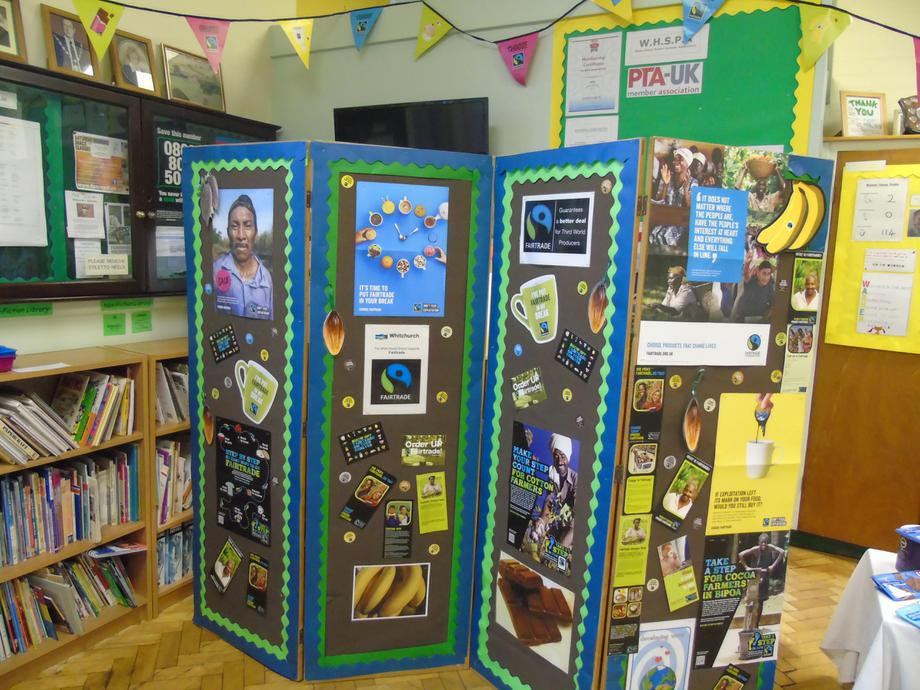 Fairtrade awareness