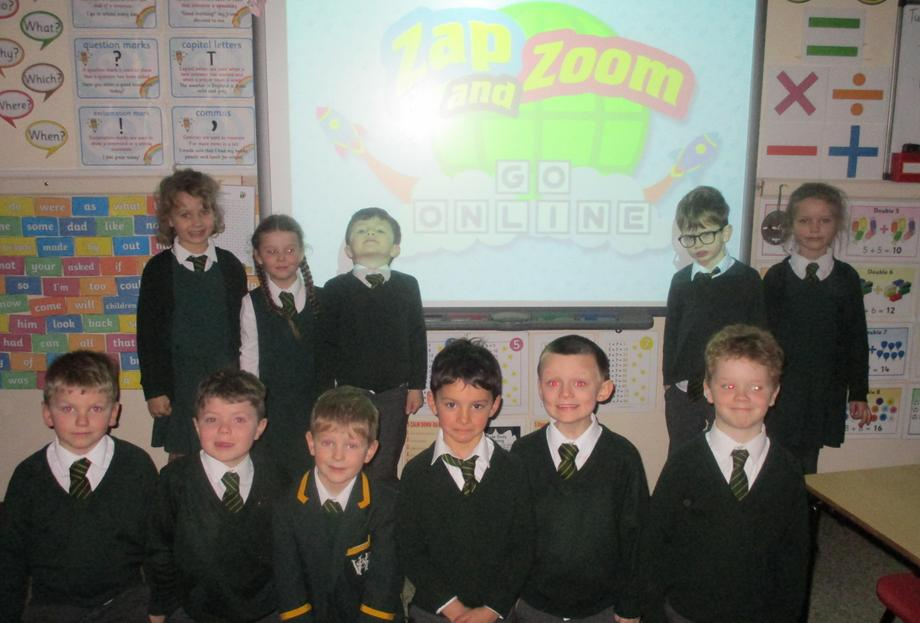 Our assembly on making choices online.