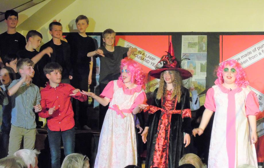 Pantomime Villains - or are they heroes?