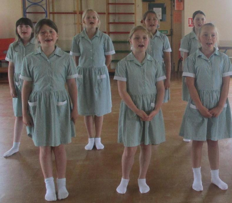 Song rehearsal