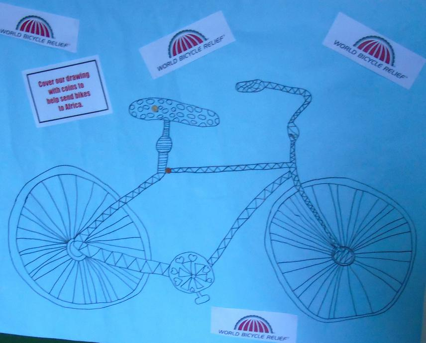Fundraising for World Bike Relief