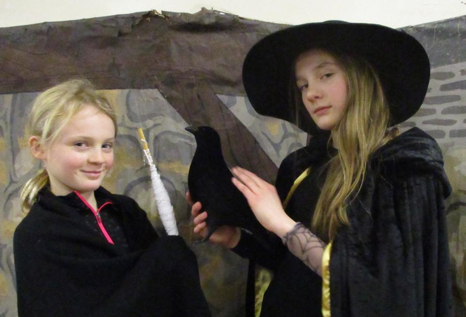 Mavis & the wicked fairy
