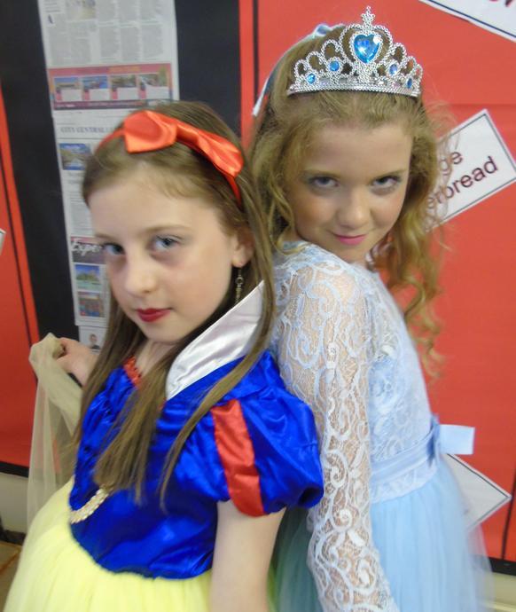 Do Snow White and Cinderella have a dark side?