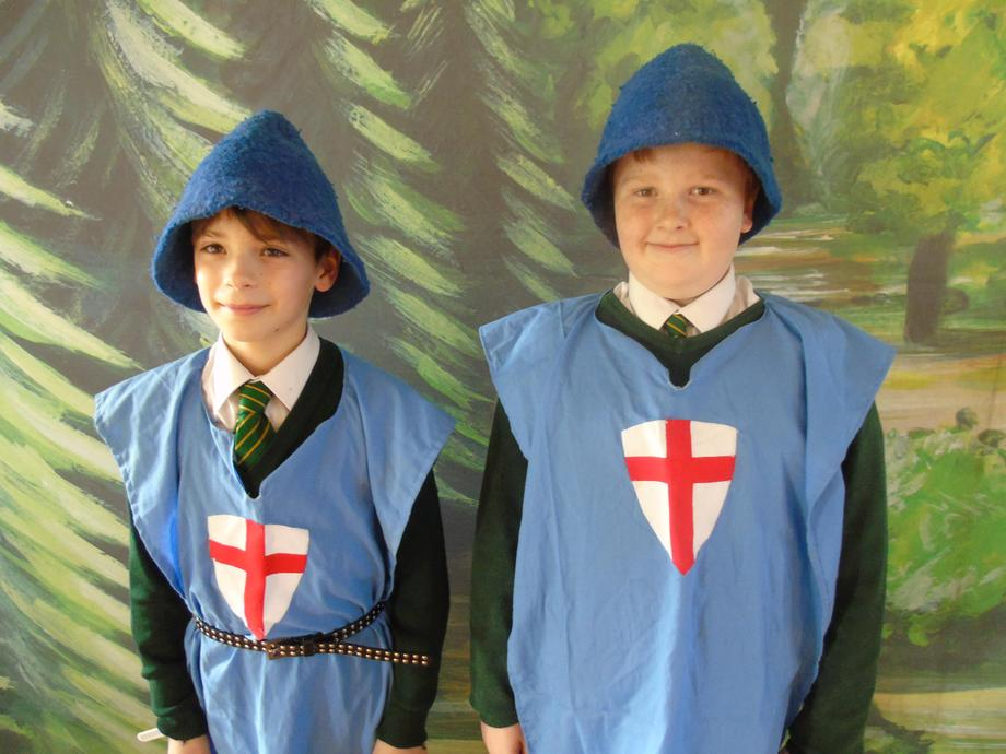 St George's squires