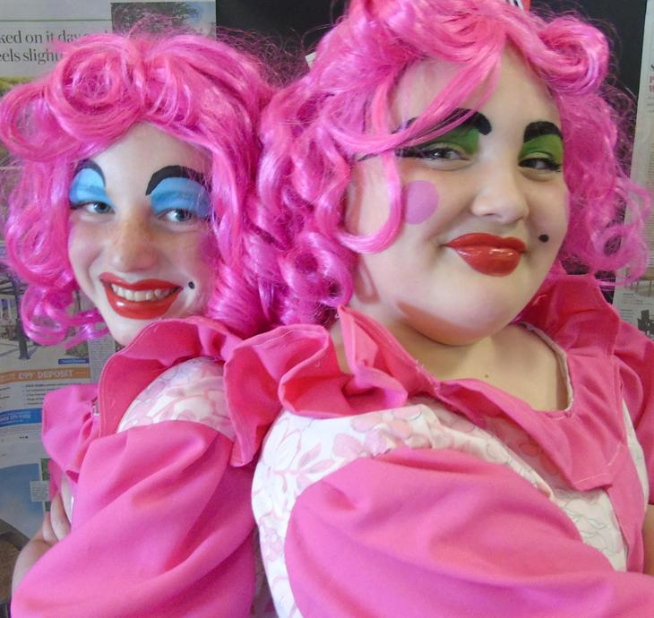 The Ugly Sisters