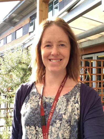 Miss Dyer, Early Years Foundation Stage Manager