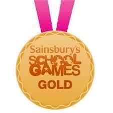 Sainsbury Gold School Games Award