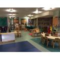 Our nursery classroom