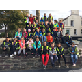 The children in St Davids
