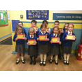 Writers of the Month for September