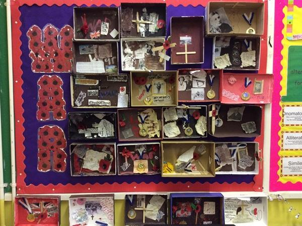 War Memory Boxes