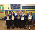 Maths Whizz Prize Winners