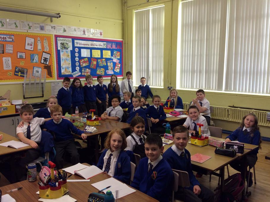 11: P6 Miss Purdy