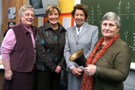 Former teachers renew old friendships