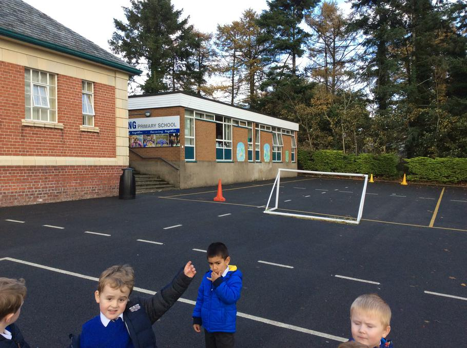 The 'new' part of school
