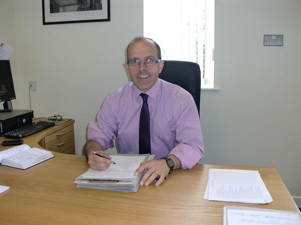 Mr D.R. Dickson, Principal