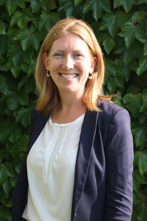 Rebecca Wood, Headteacher & NLE