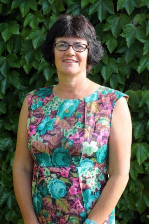 Jeanette Hart- Executive Headteacher and NLE