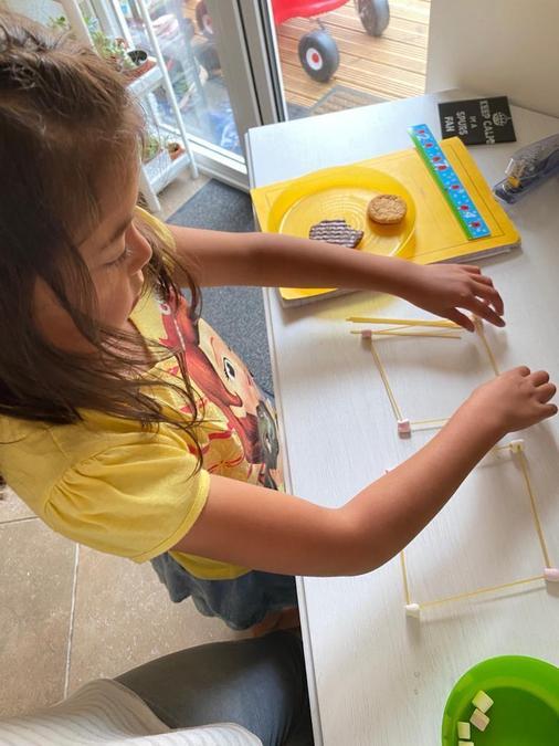 Keila has been making spaghetti models