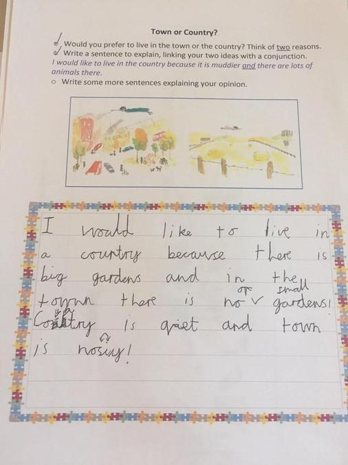 Some lovely writing from Daniel about the country