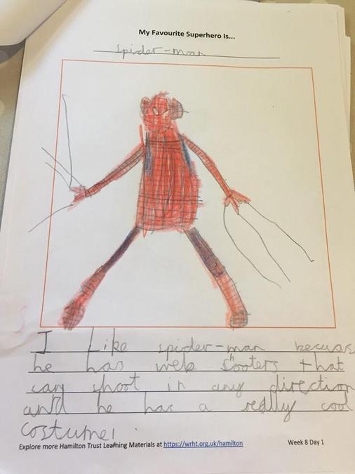 Awesome spider man Daniel