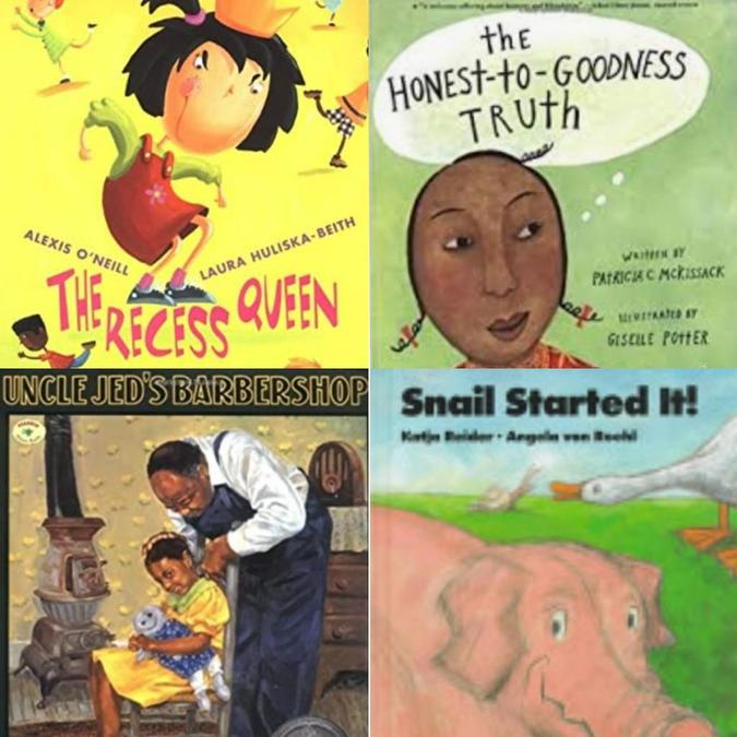 The Bogues recommend these books with key messages