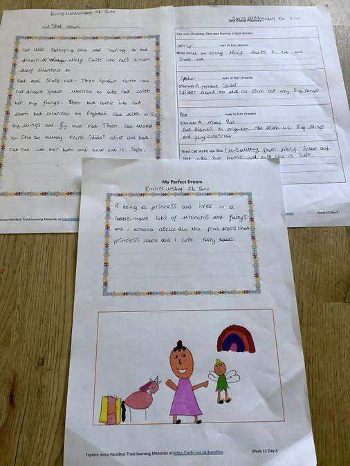 What a beautiful piece of writing Emily!