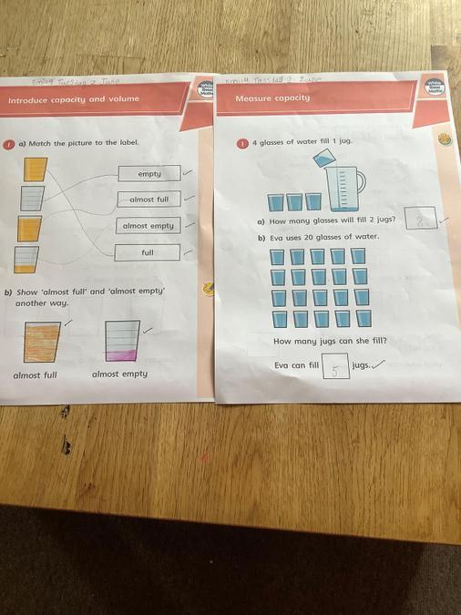 Great maths Emily