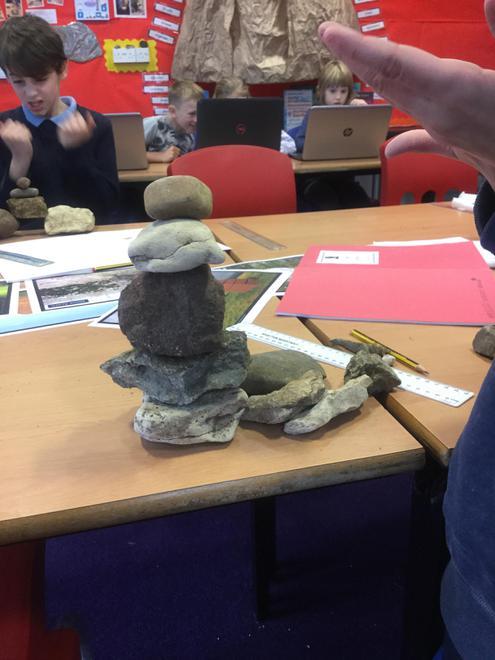'Striding Rock'