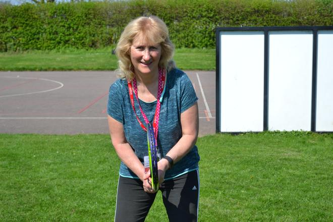 Mrs Seymour, Sports Coach/Teaching Assistant