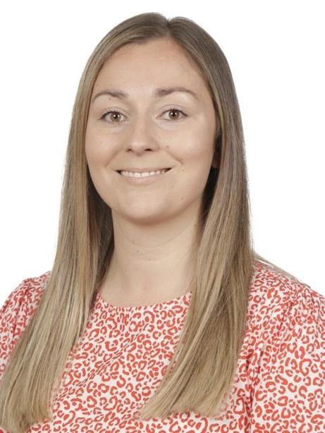 Miss Sarah Smolinski, Early Years Lead, Robins Class Teacher
