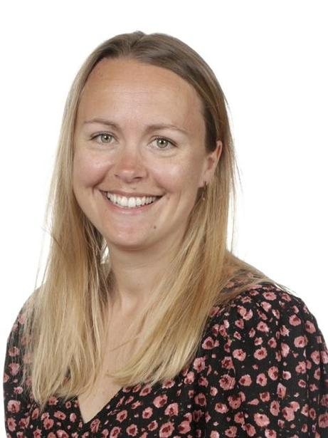 Mrs Christina Pembrey, Stoats Class Teacher