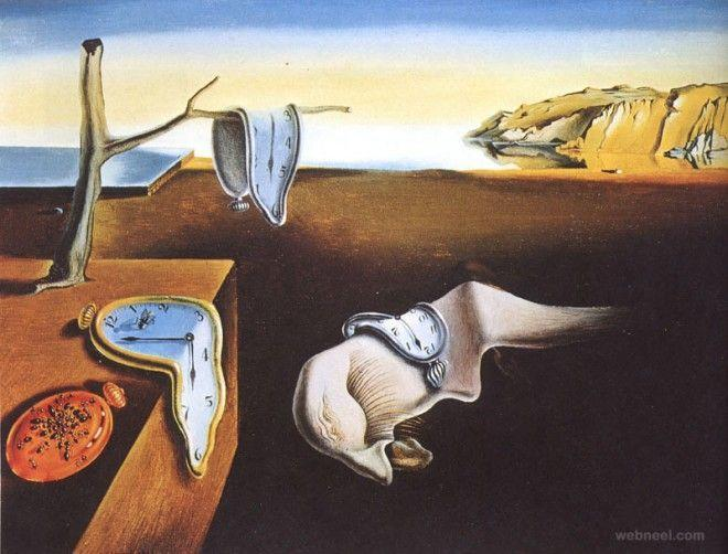 Salvador Dali's Work