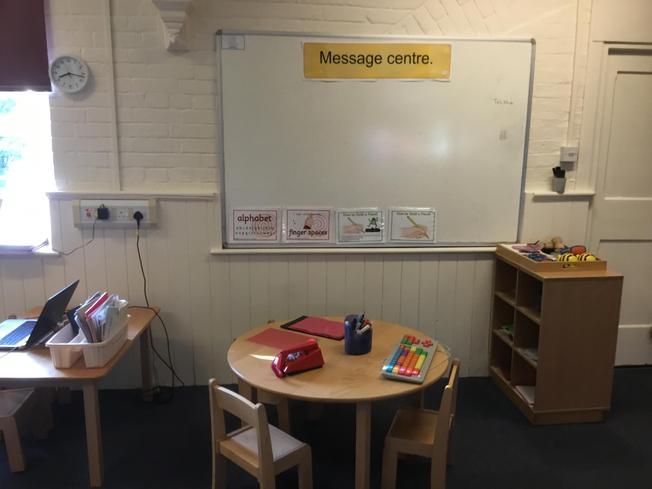 Message centre