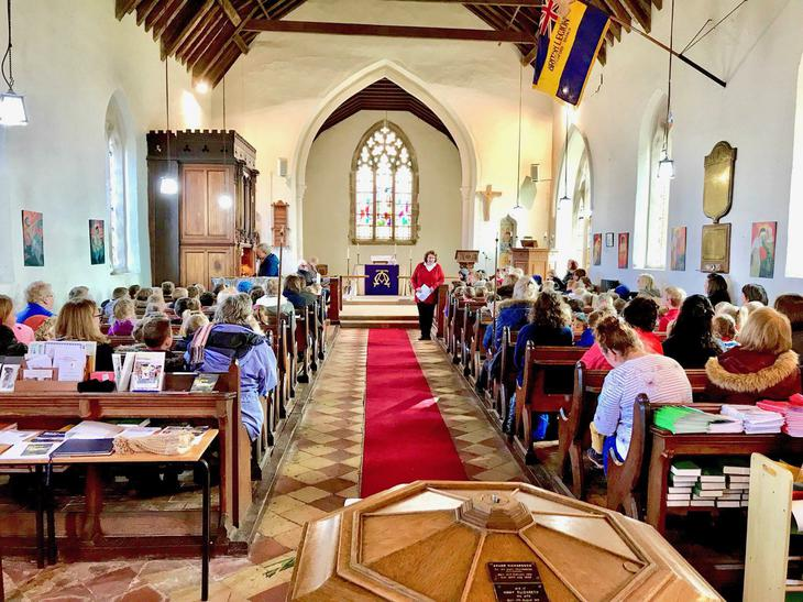Our local church... 2