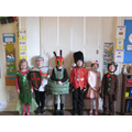 Can you identify our book characters?