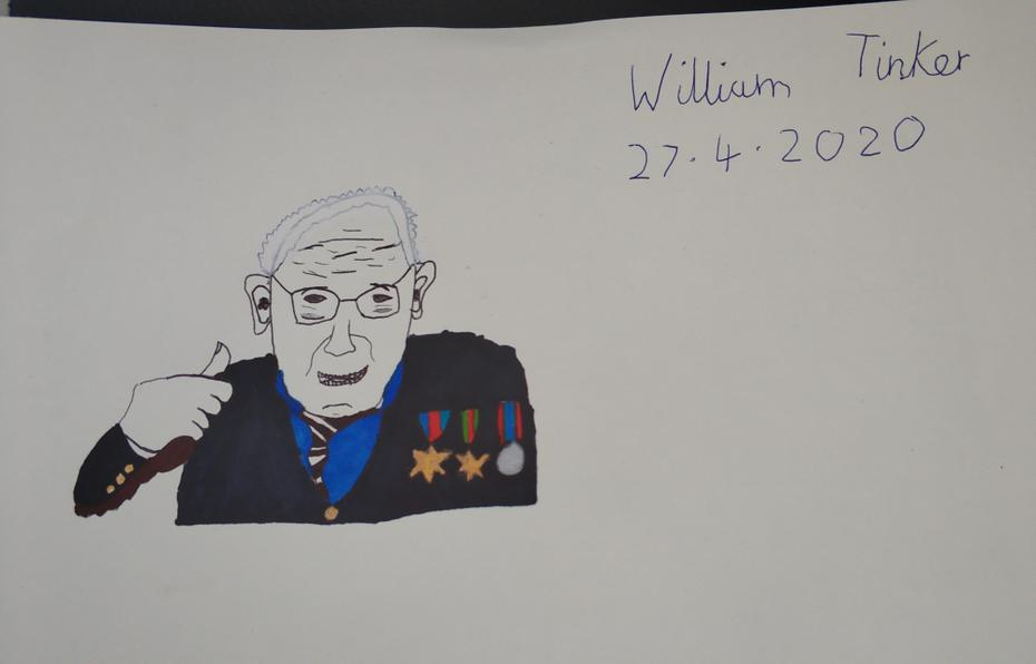 A great drawing by William