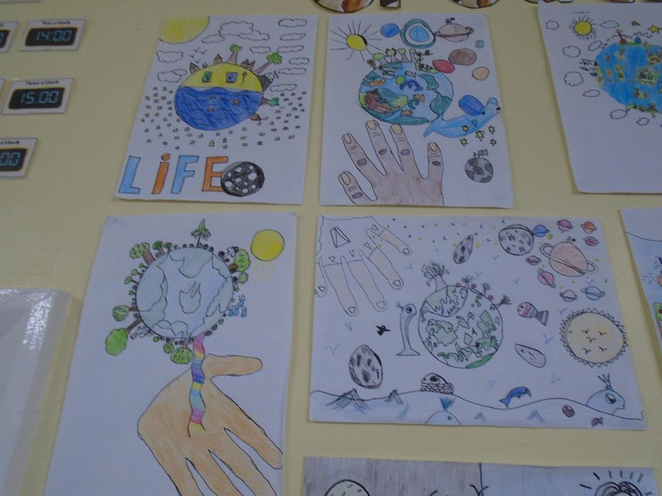 Creation Posters