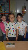 Spotty for 'Children In Need'.